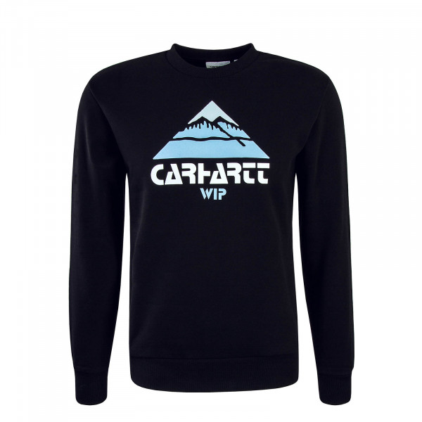 Carhartt Sweat Mountain Black