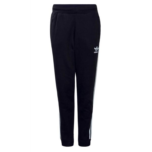 Adidas Trainingspant 3 Stripe BlackWhite
