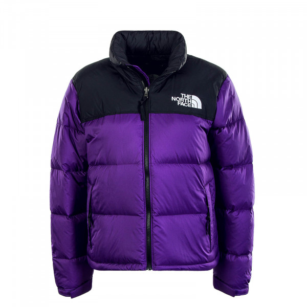 Damen Jacke 1996 Retro Nuptse Purple