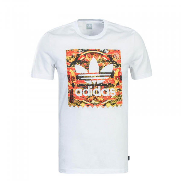 Adidas TS Evison White Red Yellow