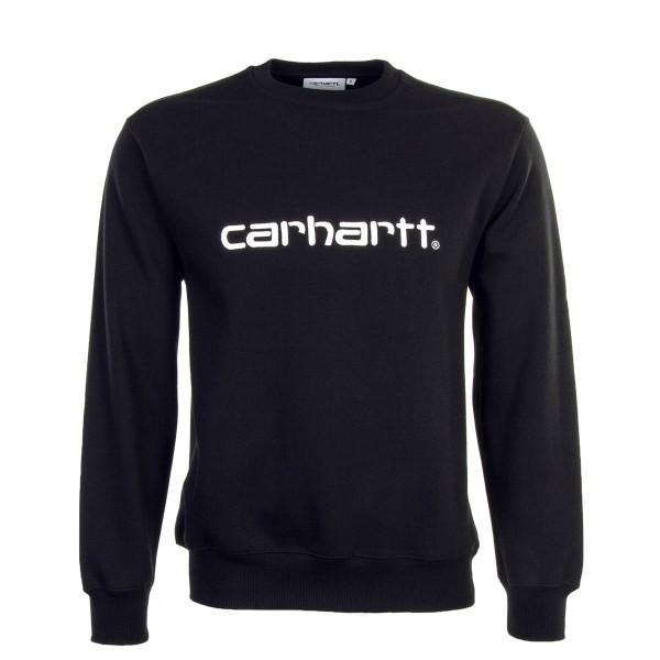 Carhartt Sweat 58 /42 Black White