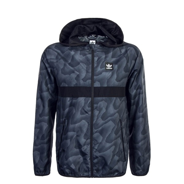 Adidas Sk Wind Jkt BB Warp Black
