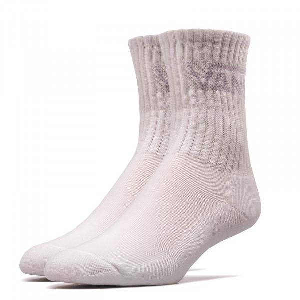 Vans Wmn  Socks A49ZFU White Rosa