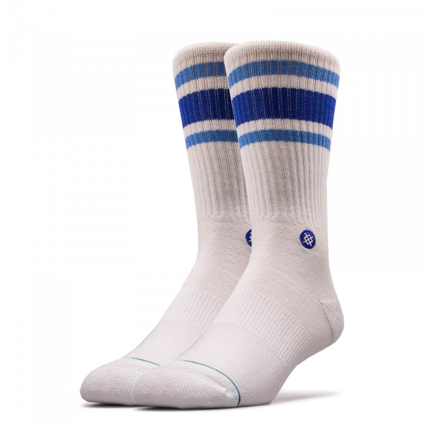 Socken Boyd 4 White Royal