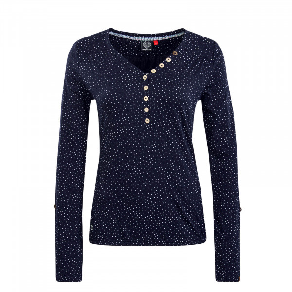 Damen Longsleeve Pinch Navy