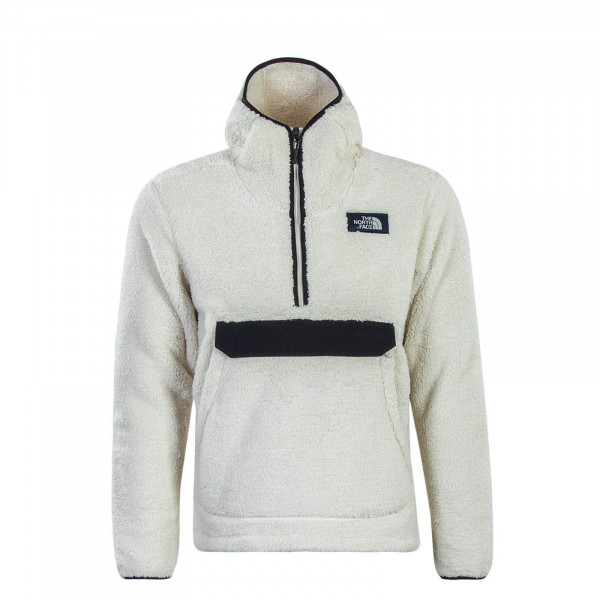 Hoody CMPSHR Fleece White Black