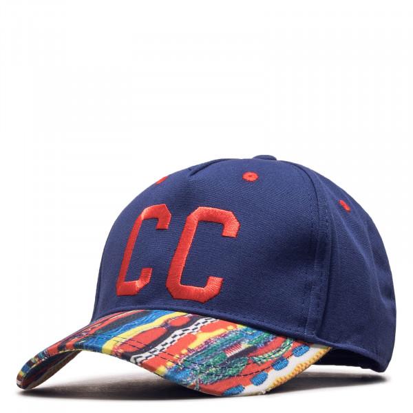 Cap C0907 Blue Red