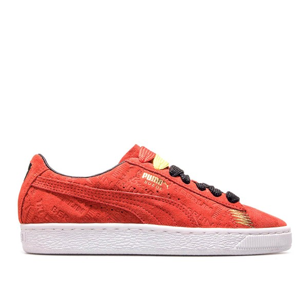 Puma U Suede Classic Berlin Red White