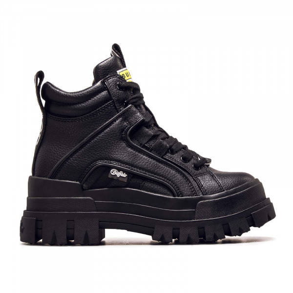 Damen Sneaker Aspha NC Mid Black