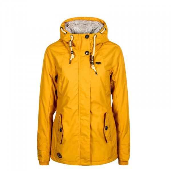 Damen Jacke Monade Curry