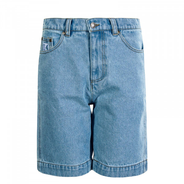 Herren Denim Shorts 22023 Blue