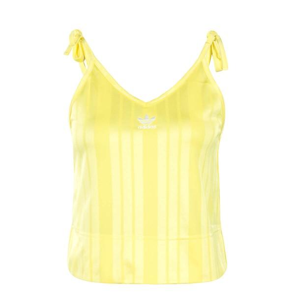 Adidas Wmn Top FSH Yellow