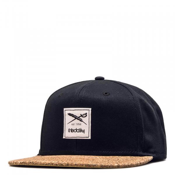 Iriedaily Cap Exclusive Cork Black