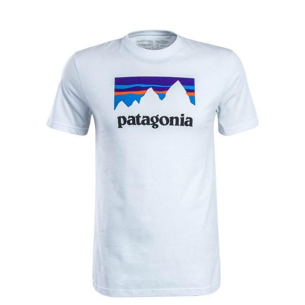 Patagonia TS Sticker Responsibili White