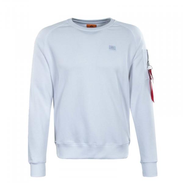 Herren Sweatshirt - X Fit - White