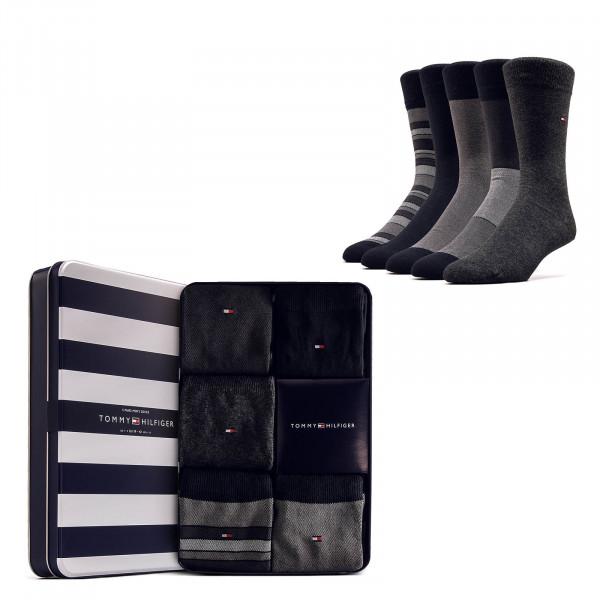 5er-Pack Socken Giftbox Biredeye Black