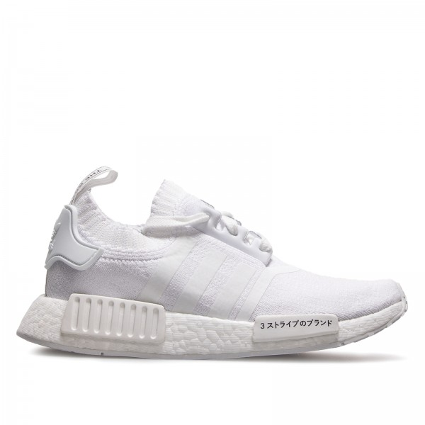 Adidas U NMD R1 PK White