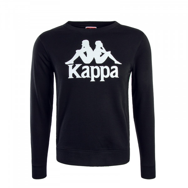 Kappa Sweat Zemin Black White