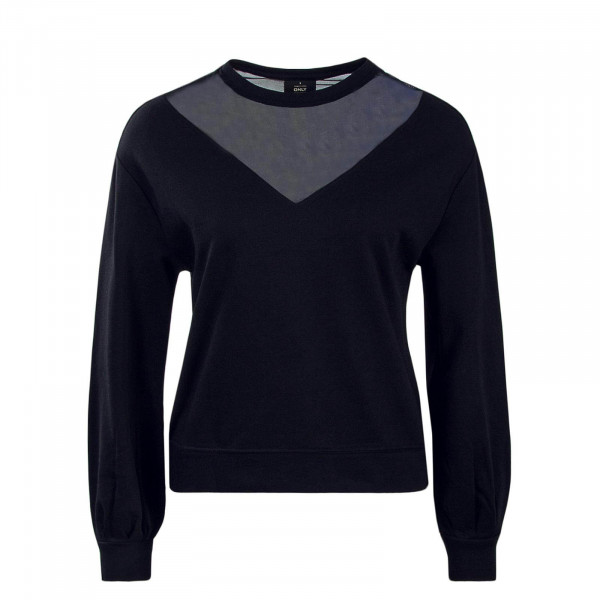 Damen Sweatshirt Elsebeth Black