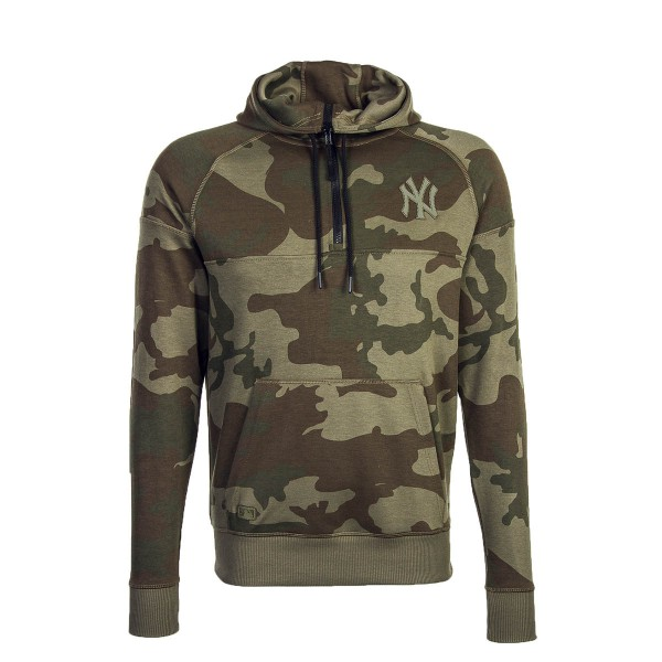 New Era Hoody NTC NY Green Camo