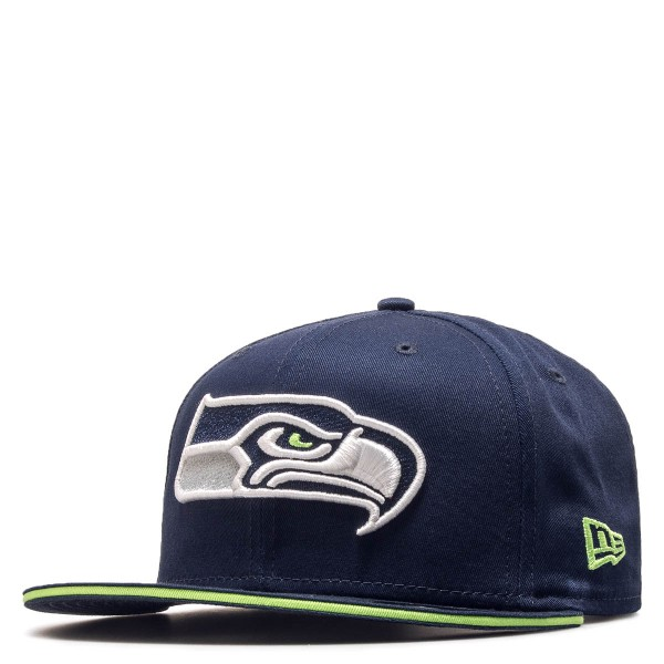 New Era 9Fifty Team Seahawks Navy Green