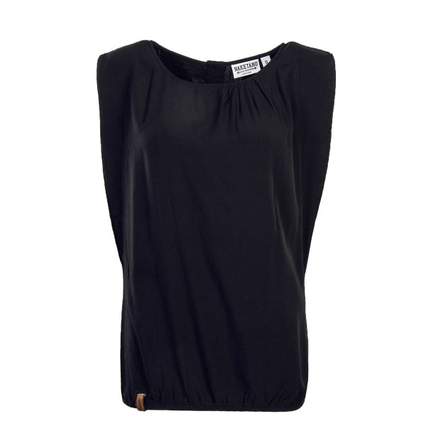 Naketano Wmn Top Delikatizzy Black