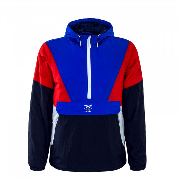 Herren Windbreaker Get Down Navy Red