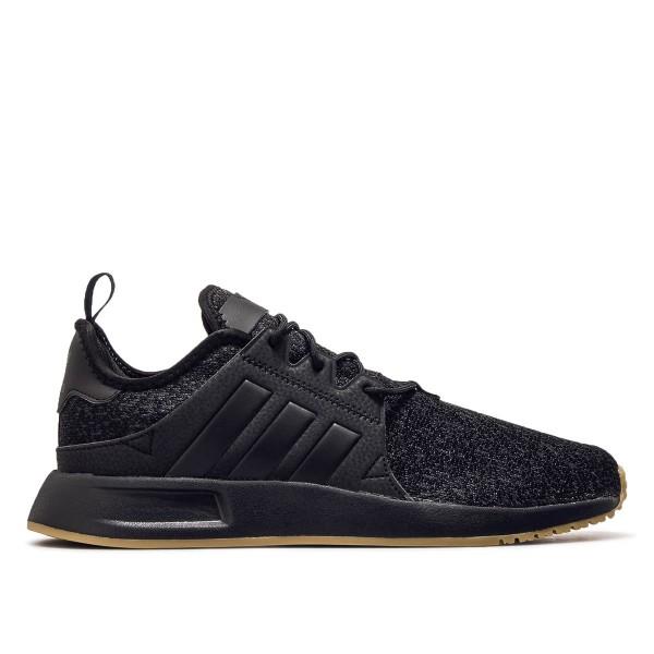 Adidas X PLR Black Black Gum3