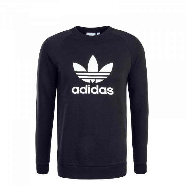 Adidas Sweat Trefoil Crew Black