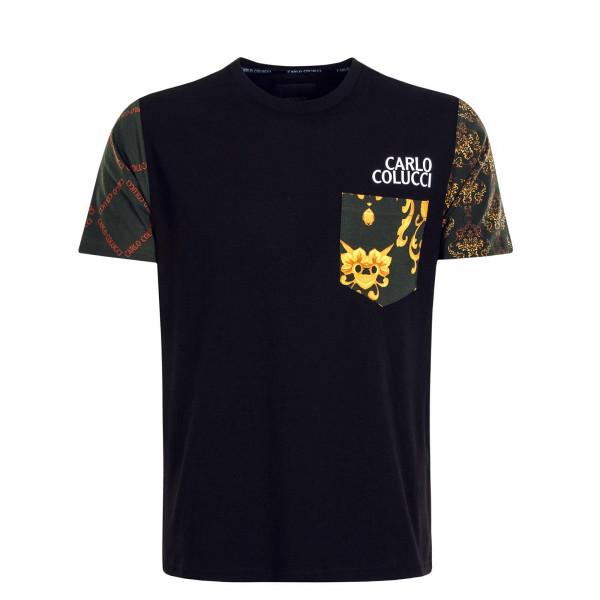 Herren T-Shirt C3032 Black