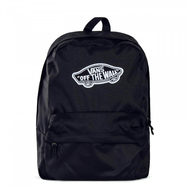 Vans Backpack Realm Black White