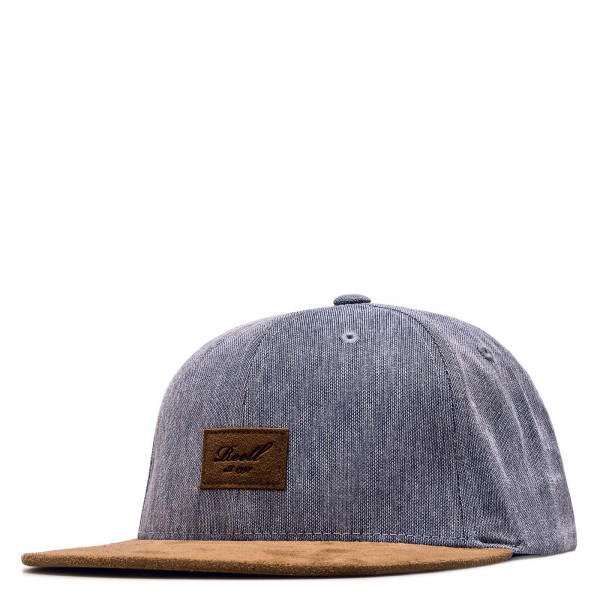 Cap Suede Heather Navy
