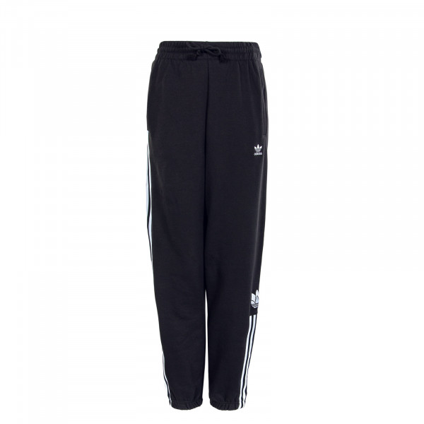 Damen Jogginghose Fleece Pant Black