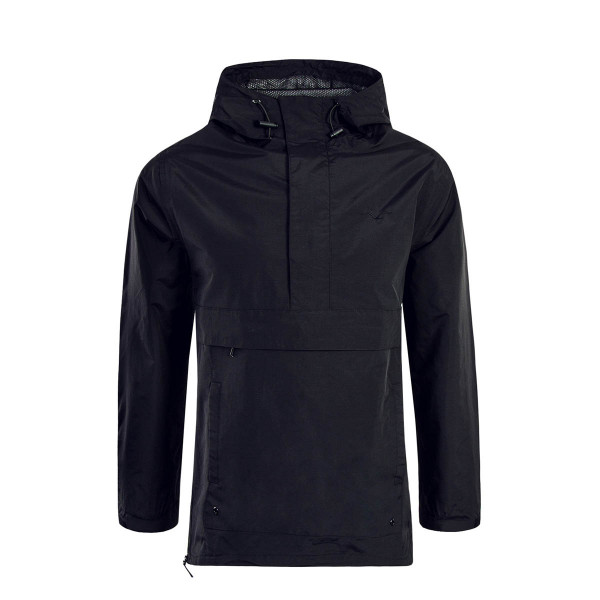 Herren Windrunner City H Hood Black