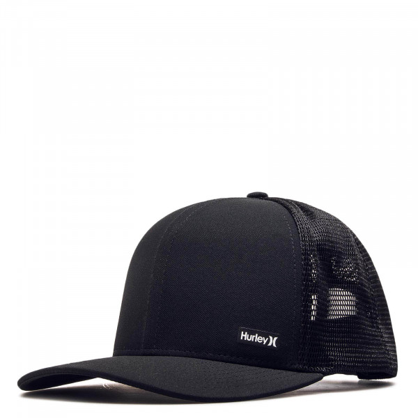 Trucker-Cap League Black