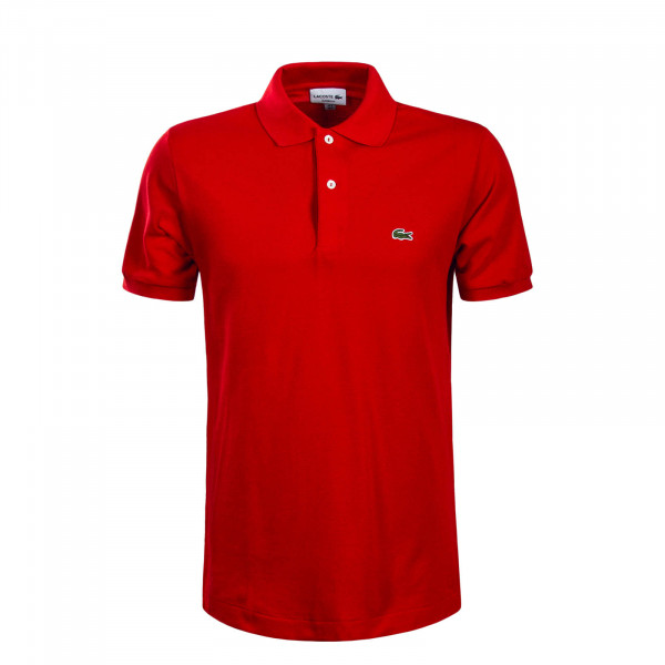 Herren Poloshirt L1212 Red