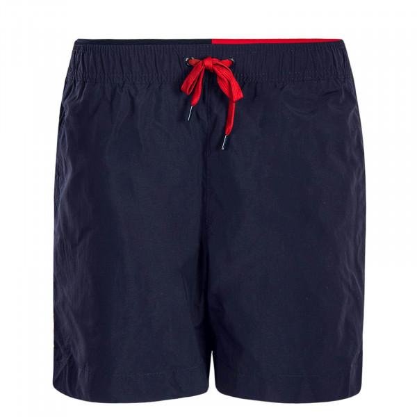 Herren Boardshort 1138 Navy Red