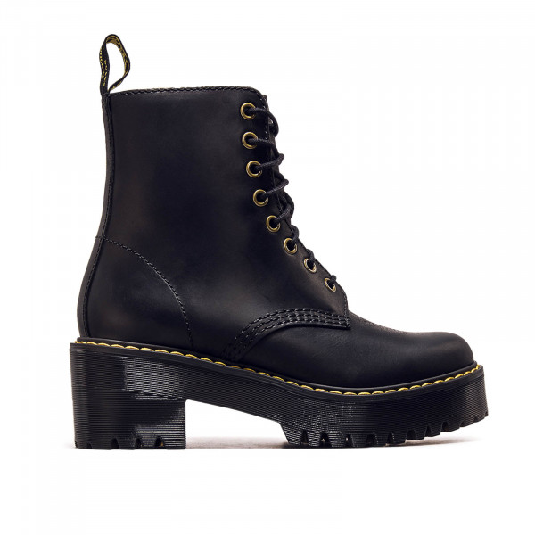 Dr Martens Wmn Boot  Shriver 8 Eye Black