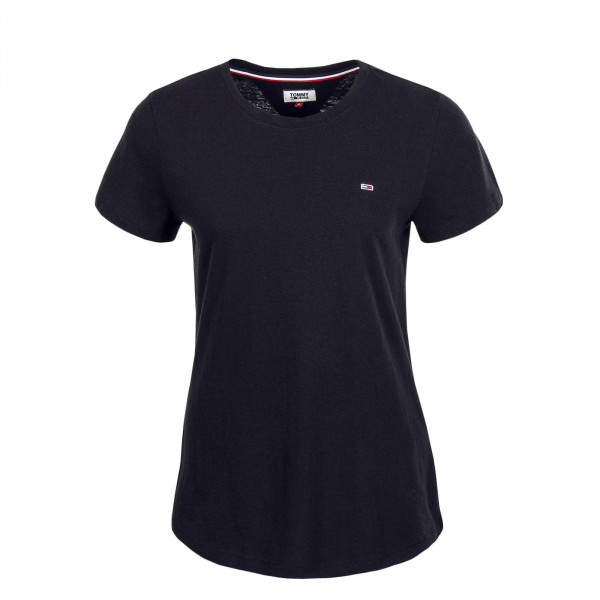 Damen T-Shirt 8527 Black