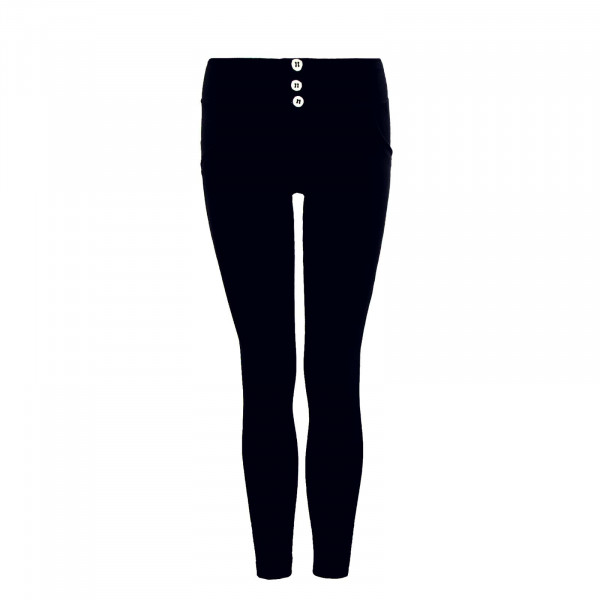 Damen Hose WR.UP® 4 MC001 Black - Mid Waist Skinny
