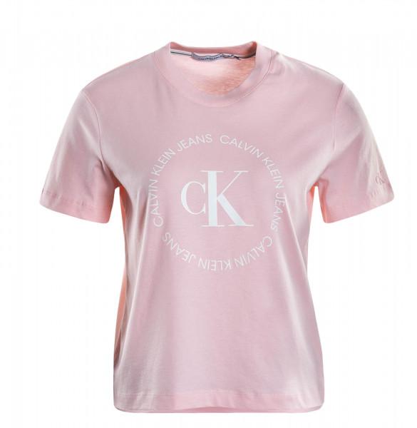 Damen T-Shirt  3544 Rose White