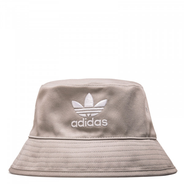 Bucket Hat - Grey / White