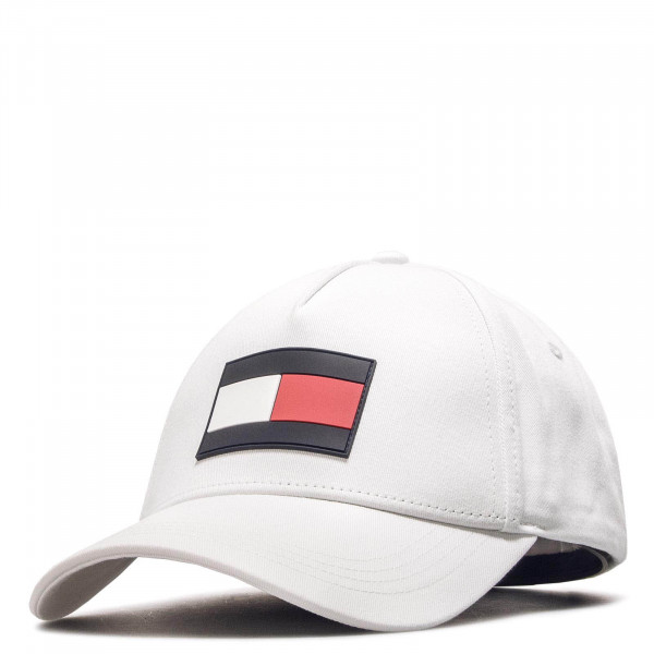 Tommy Cap TH Flag White