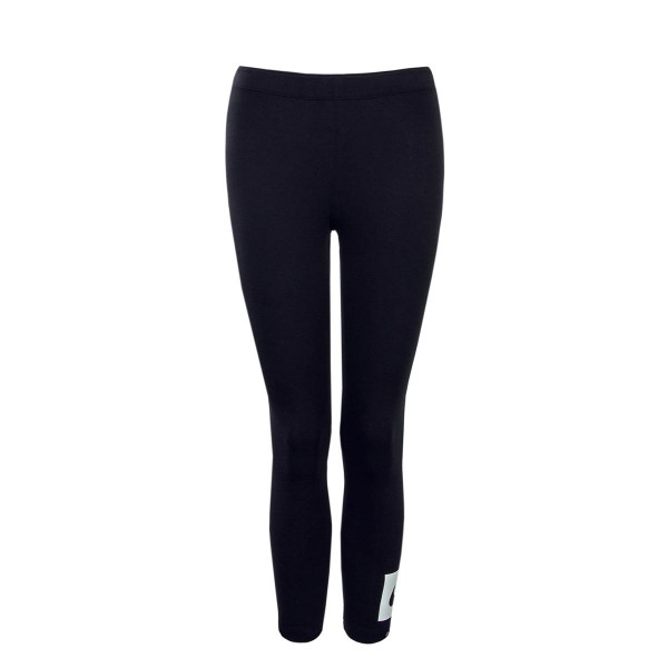 Nike Wmn Leggings NSW Crop Swsh Blk Wht