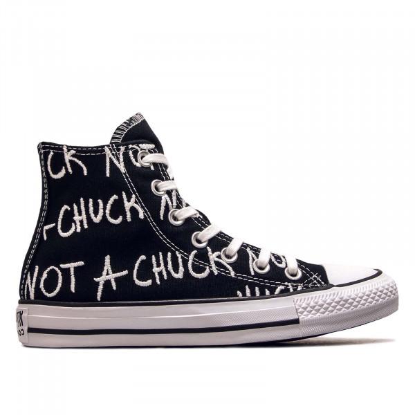 Unisex Sneaker CTAS HI 5416 Black White