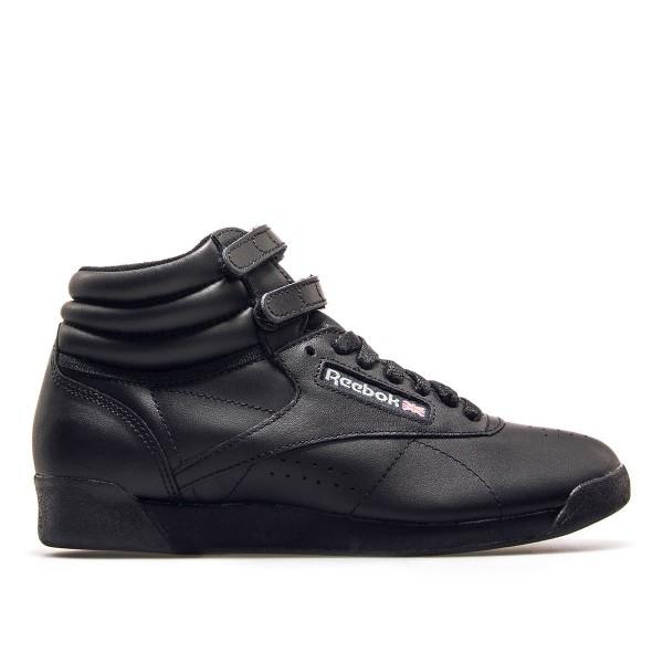 Damen Sneaker Classic Hi Black