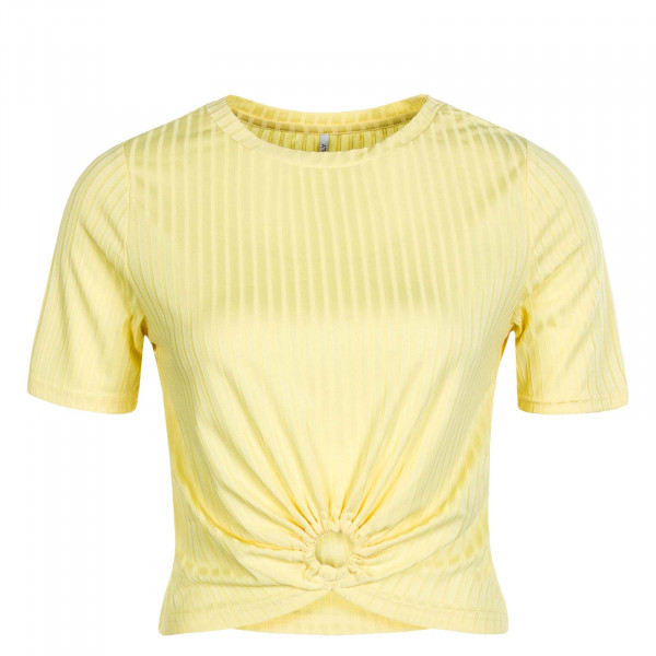 Damen T-Shirt Simone S/S O-Ring Pineapple