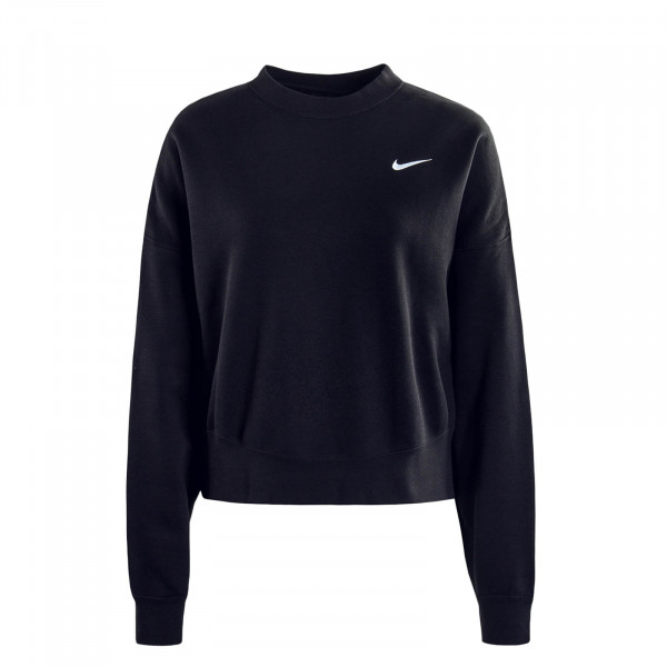 Damen Sweatshirt 0168 Black White