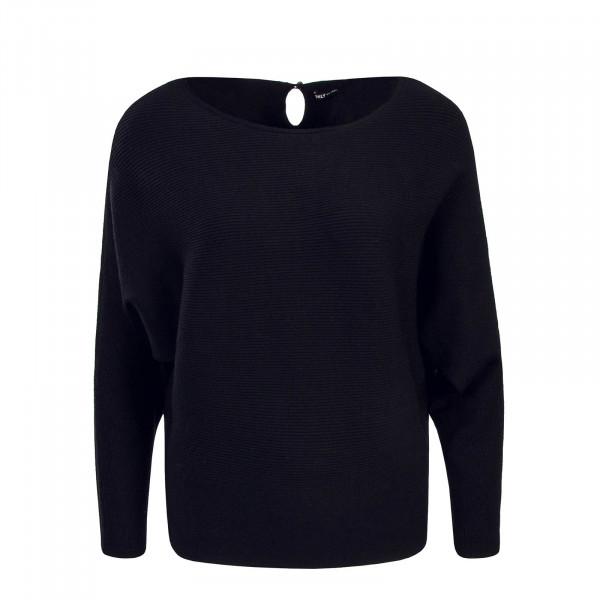 Only Longshirt Vita Black