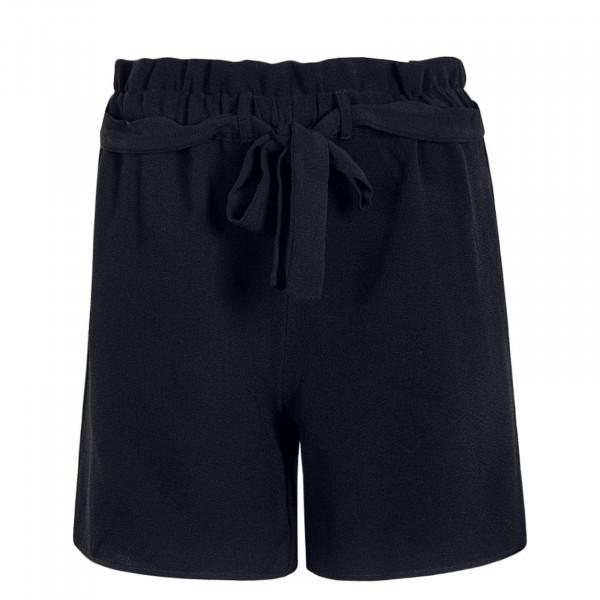 Damen Short Turner Paper Bag Black